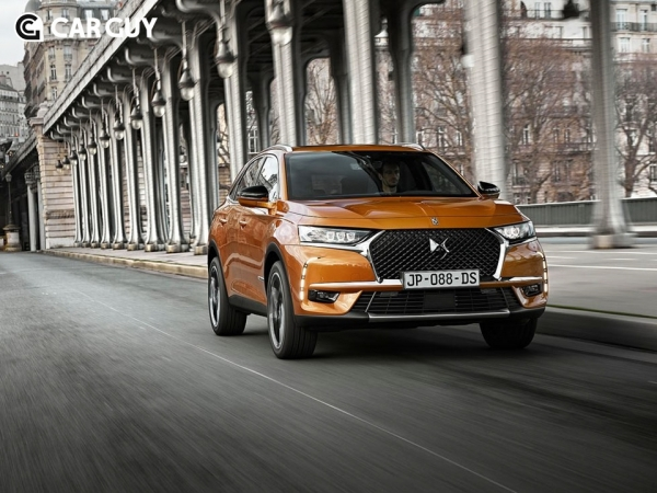 DS 7 크로스백(DS 7 CROSSBACK)