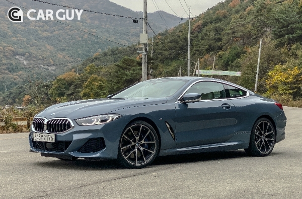 BMW 840i xDrive Coupe M Sport